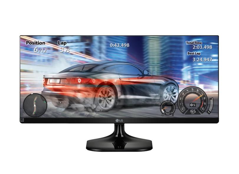 """Monitor LED IPS 25 """" LG 25UM58-P"""