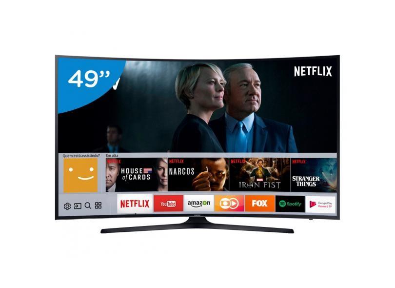 "Smart TV TV LED 49 "" Samsung 4K 49MU6300"