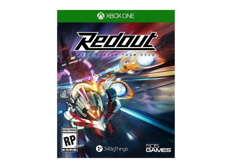 Jogo Redout Xbox One 505 Games