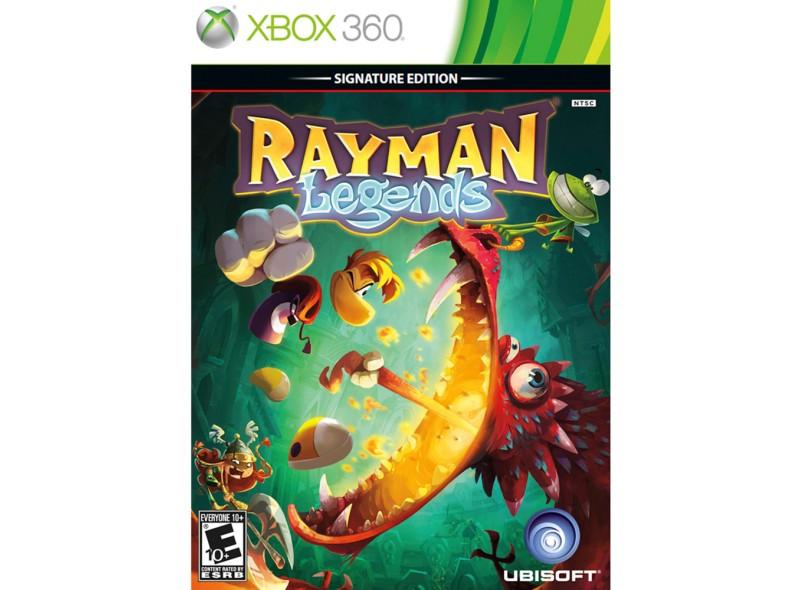Jogo Rayman Legends Xbox 360 Ubisoft
