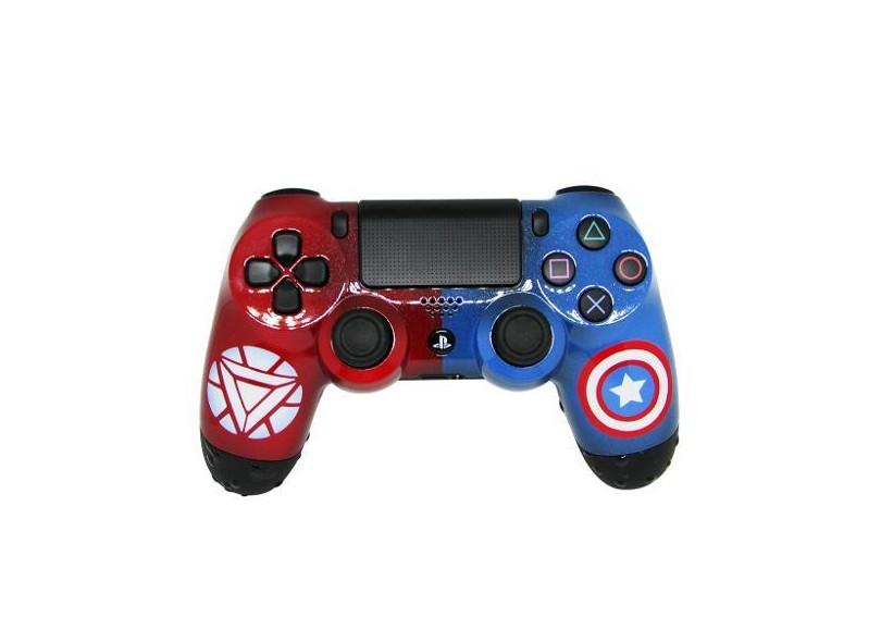 Controle PS4 sem Fio Personalizado - GG Controles