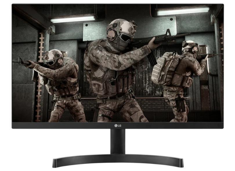 """Monitor IPS 23.8 """" LG Full Gamer 24ML600M"""
