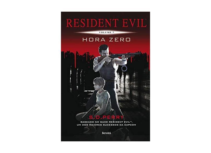 Resident Evil - Hora Zero - Vol. 7 - Perry, S. D. - 9788557170056
