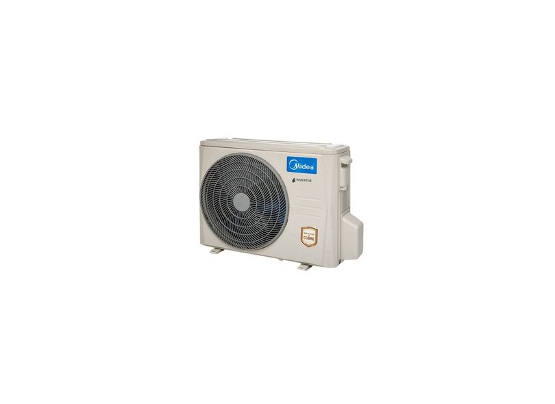 Ar Condicionado Split Hi Wall Springer Midea 12000 BTUs Inverter Controle Remoto Frio 42MBCB12M5 / 38MBCB12M5