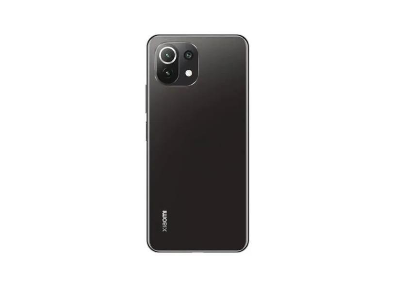 Smartphone Xiaomi Mi 11 Lite 6GB RAM 128GB Câmera Tripla 2 Chips Android 11