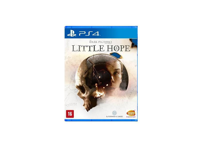 Pré-venda Jogo The Dark Pictures Anthology: Little Hope PS4 Bandai Namco