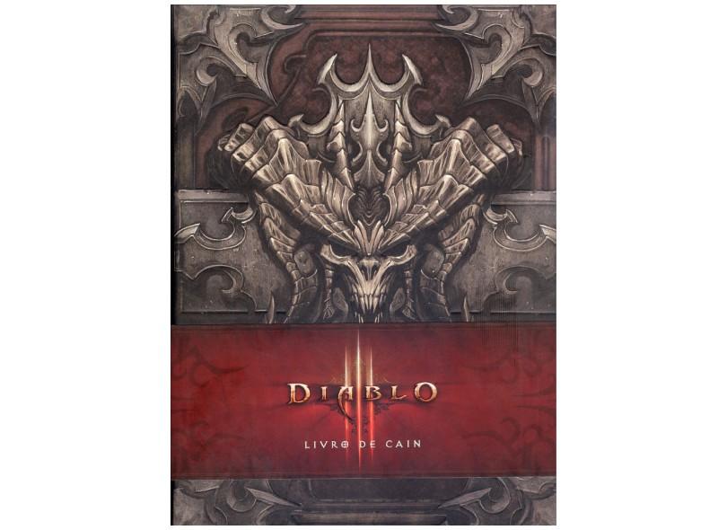 Diablo III - Livro de Cain - Dille, Flint - 9788501402073