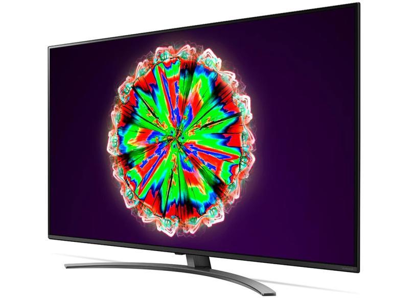 """Smart TV TV Nano Cristal 65 """" LG ThinQ AI 4K 65NANO81SNA 4 HDMI"""
