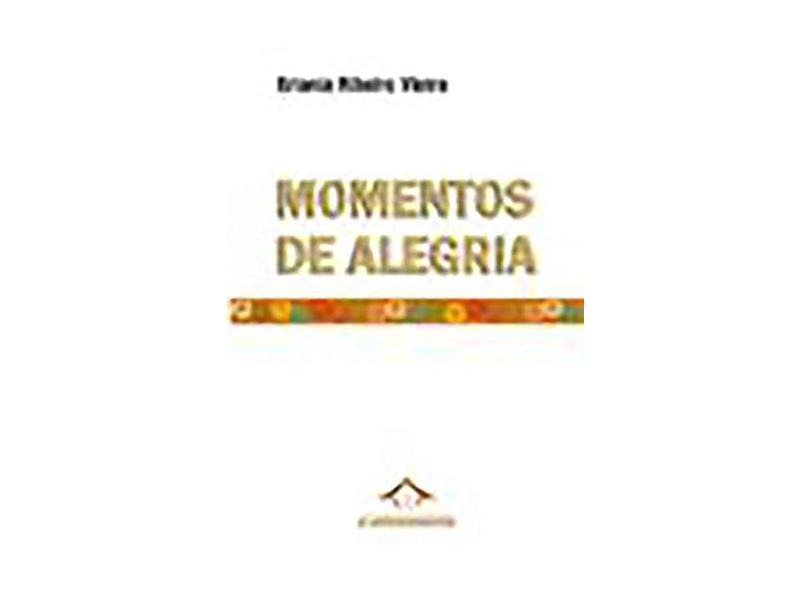 Momentos de Alegria - Vieira,erlania Ribeiro - 9788589862288