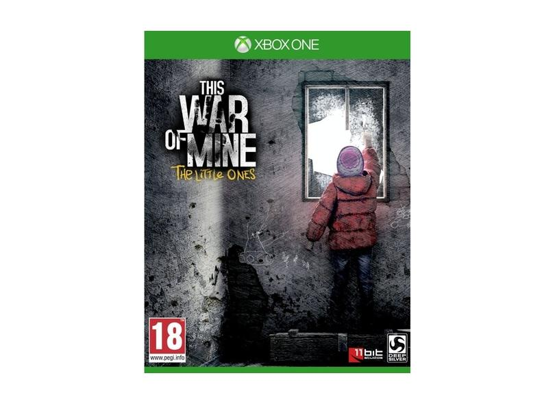 Jogo This War Of Mine Xbox One 11 Bit Studios