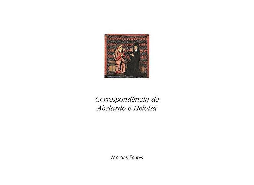 Correspondência De Abelardo E Heloisa - Capa Comum - 9788533613553