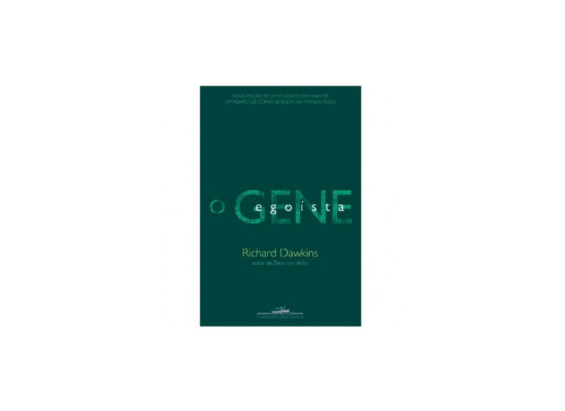 O Gene Egoísta - Dawkins, Richard - 9788535911299