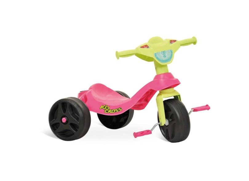 Triciclo Bandeirante Kid Cross