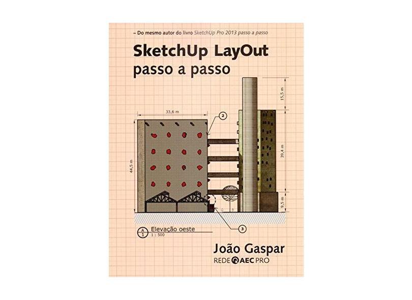 Sketchup Layout - Gaspar, João - 9788561453336