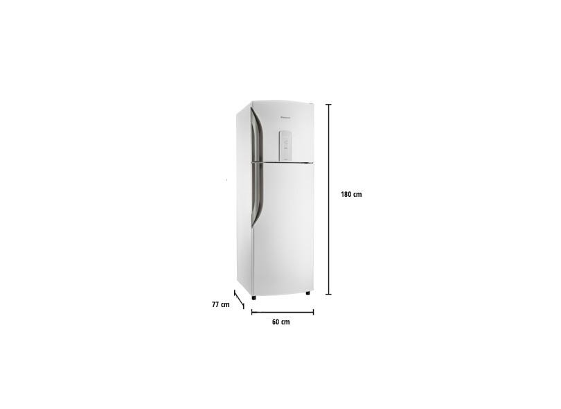 Geladeira Panasonic [RE]Generation Frost Free Duplex 387 l NR-BT40BD1W
