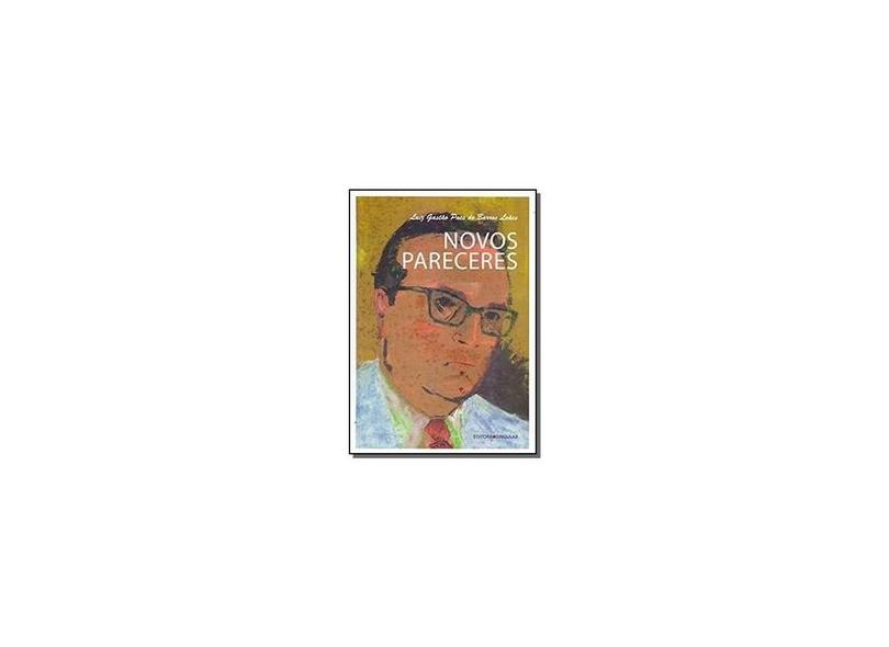 Novos Pareceres - Luiz Gastao Paes Barros Leaes - 9788553066032