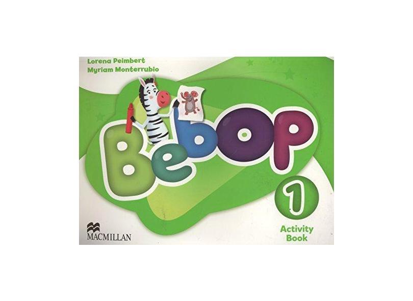 Bebop 1 - Activity Book - Macmillan - 9780230452947