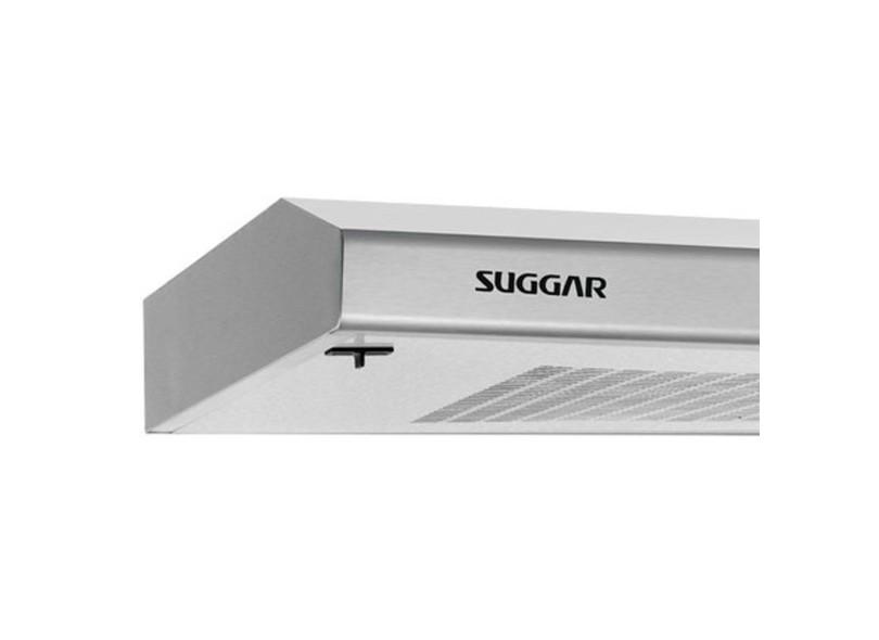 Depurador de Ar Parede Suggar 80 cm Slim II Inox