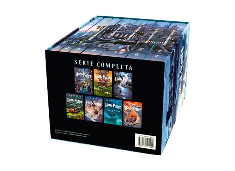 Box - Harry Potter - Série Completa - J.K. Rowling - 9788532512949