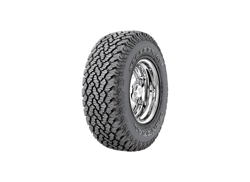 Pneu para Carro General Tire Grabber AT2 235/75 R15