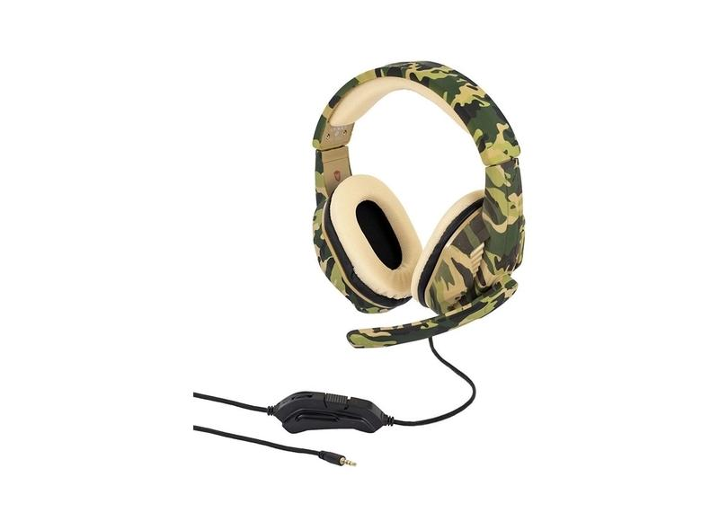 Headset Gamer com Microfone Satellite AE-366C