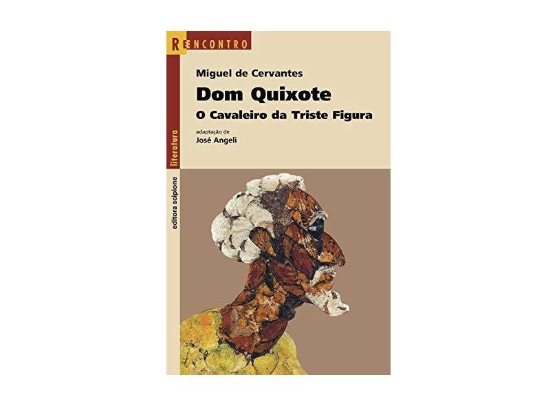 Dom Quixote - Col. Reencontro - Cervantes, Miguel De - 9788526265585