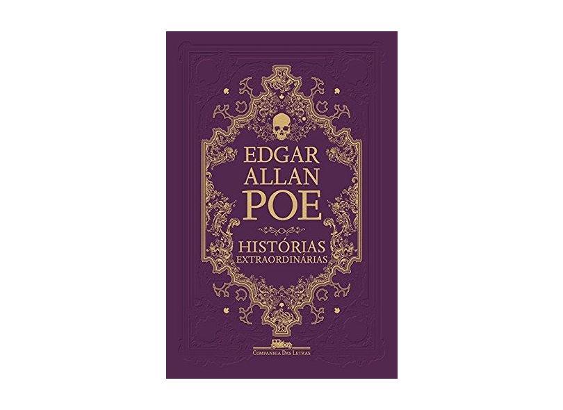Histórias Extraordinárias - Poe, Edgard Allan - 9788535930030