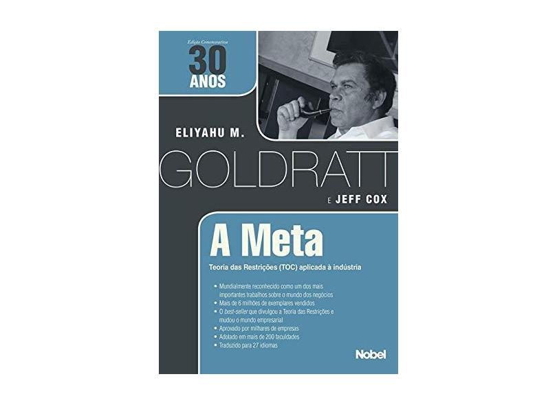 A meta - Eliyahu M. Goldratt - 9788521318347