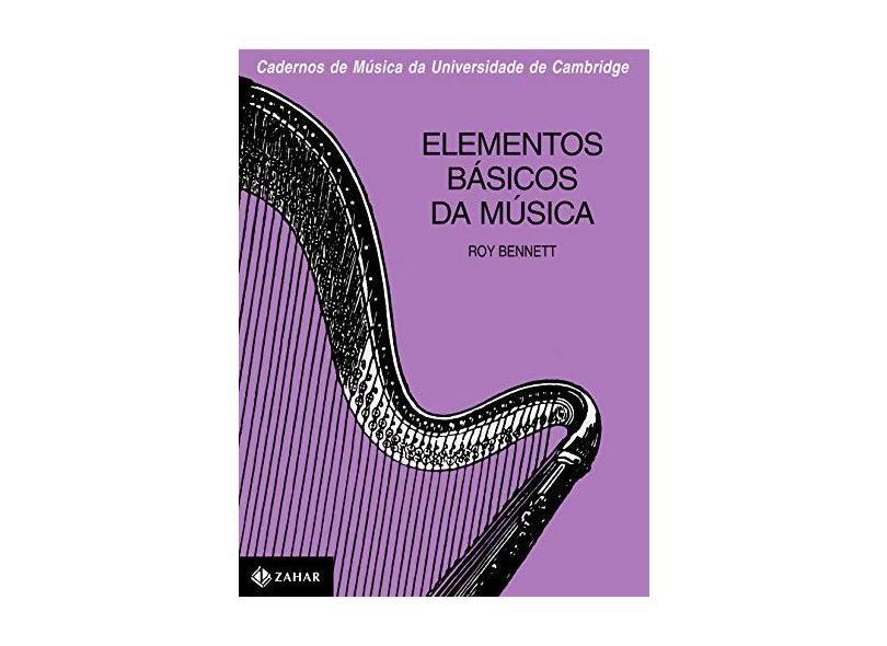 Elementos Basicos da Musica - Bennett, Roy - 9788571101449