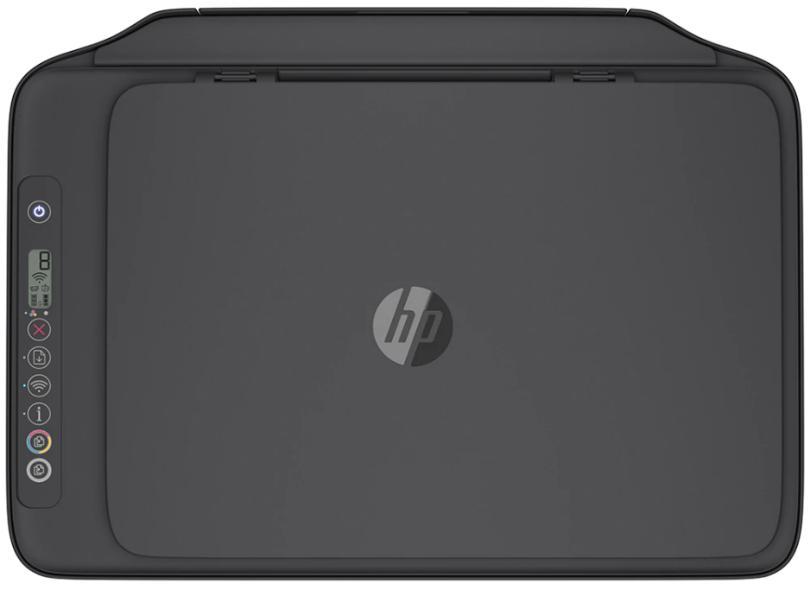 Impressora Multifuncional HP Ink Advantage 2776 Jato de Tinta Colorida Sem Fio