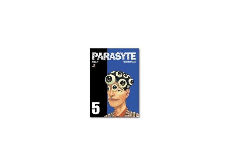 Parasyte - Vol. 5 - Hitoshi Iwaaki - 9788545701170