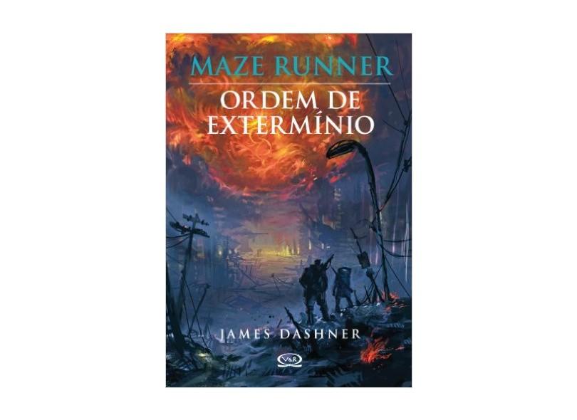 Ordem de Extermínio - Runner, Maze - 9788576834908
