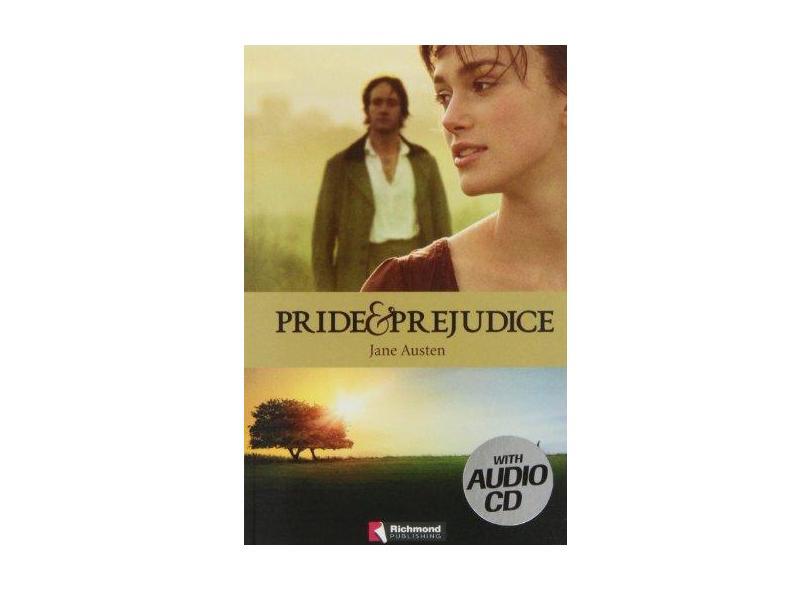 Pride And Prejudice - Capa Comum - 9788466810265