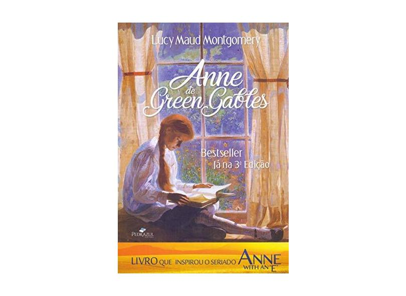Anne de Green Gables - Lucy Maud Montgomery - 9788566549164