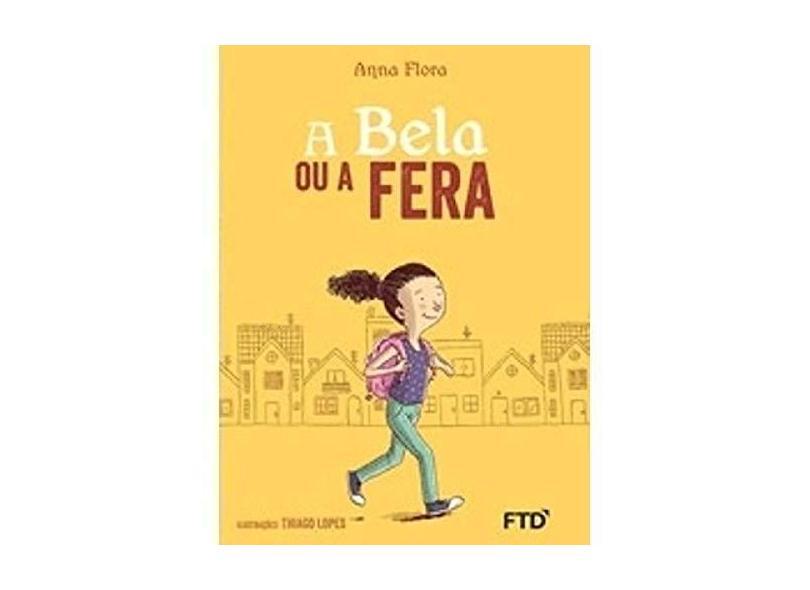 A Bela ou a Fera - Anna Flora - 9788596002516