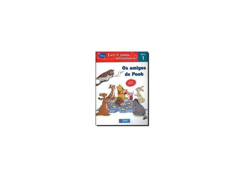 Os Amigos de Pooh. Nível 1 - Coleção Ler É Uma Aventura - Susan Amerikaner - 9788534230520