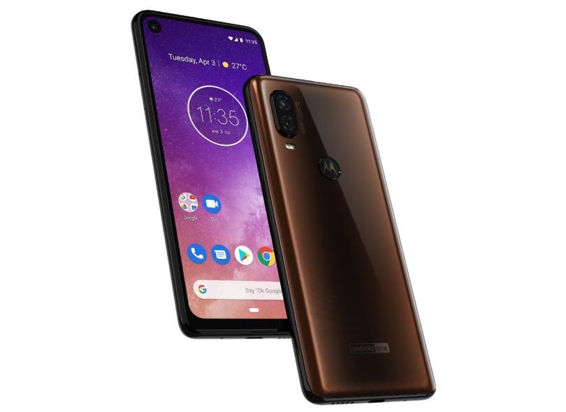 Smartphone Motorola MotorolaOne 32GB 48 MP Android 9.0 (Pie)