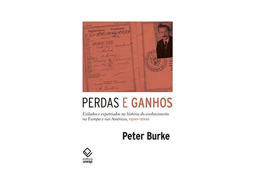 Perdas e Ganhos - Burke, Peter - 9788539307067