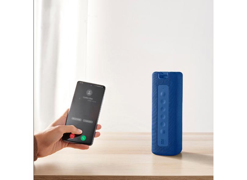 Caixa de Som Bluetooth Xiaomi Mi Portable 16 W