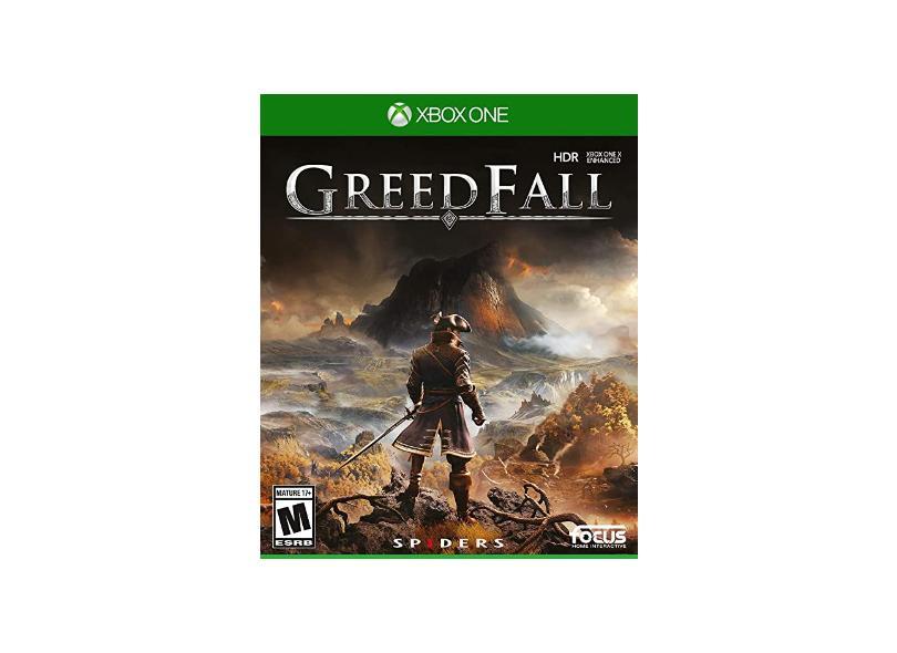 Jogo Greedfall Xbox One Focus