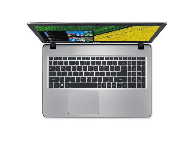 "Notebook Acer Aspire F Intel Core i5 7200U 8 GB de RAM 1024 GB 15.6 "" GeForce 940MX Windows 10 Home F5-573G-50KS"