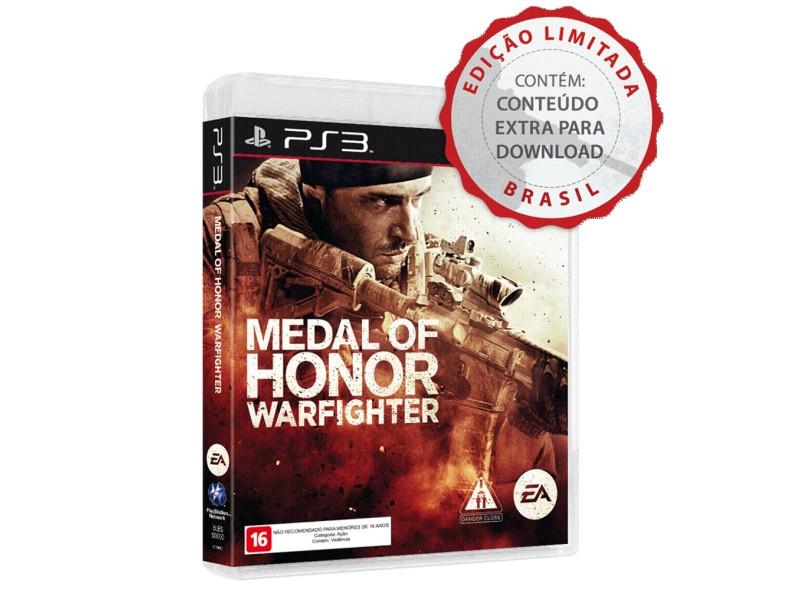 Jogo Medal of Honor: Warfighter EA PlayStation 3