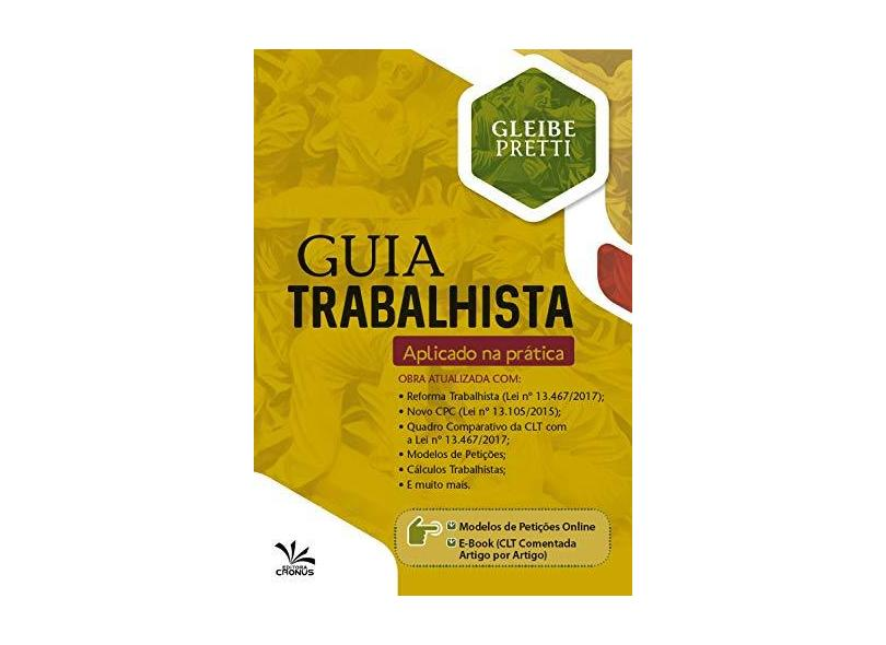 Guia Trabalhista Aplicado na Prática - Gleibe Pretti - 9788561544591