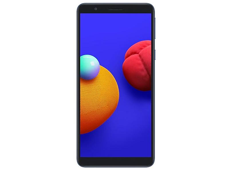 Smartphone Samsung Galaxy A01 SM-A013M 32GB 8.0 MP 2 Chips Android 10