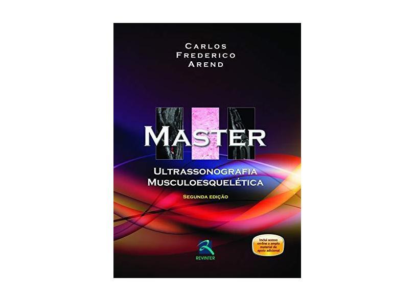 Master. Ultrassonografia Musculoesqueletica - Capa Comum - 9788537204627