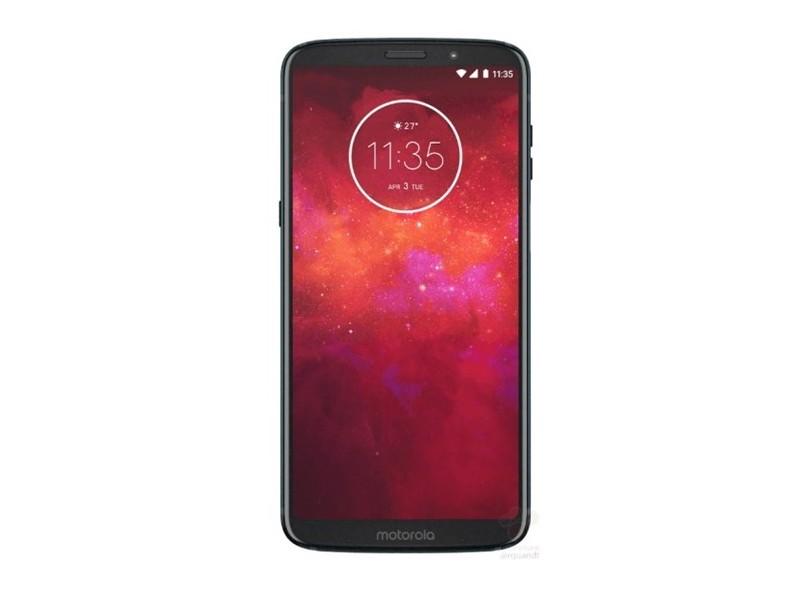Smartphone Motorola Moto Z3 Play 64GB Android 8.1 (Oreo)
