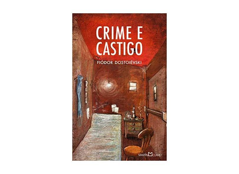 Crime e Castigo - Dostoiévski, Fiódor - 9788572329538