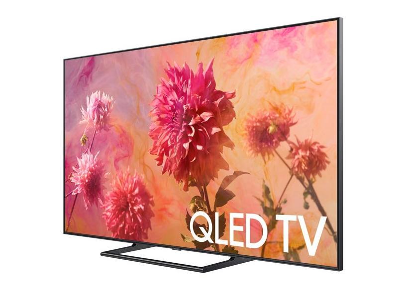 "Smart TV TV QLED 75"" Samsung Q9FN 4K Netflix 75Q9FN 4 HDMI"