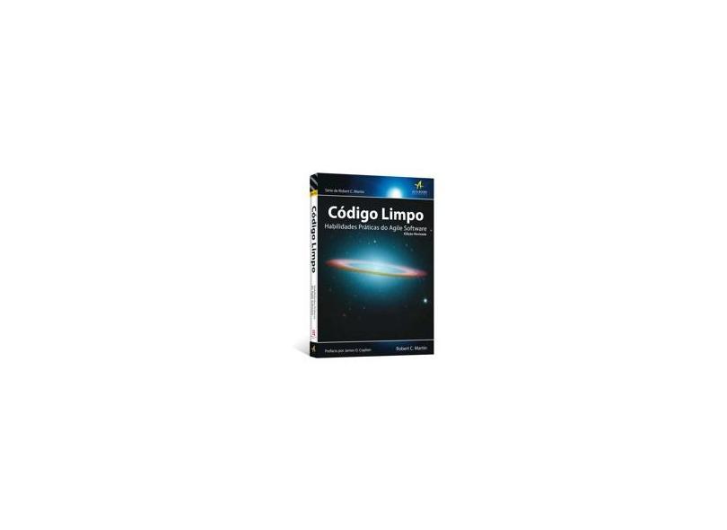 Código Limpo - Martin, Robert Cecil - 9788576082675
