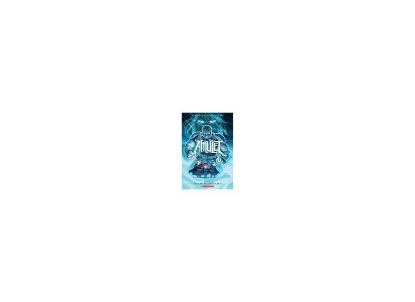 Amulet #6: Escape from Lucien - Kazu Kibuishi - 9780545433150